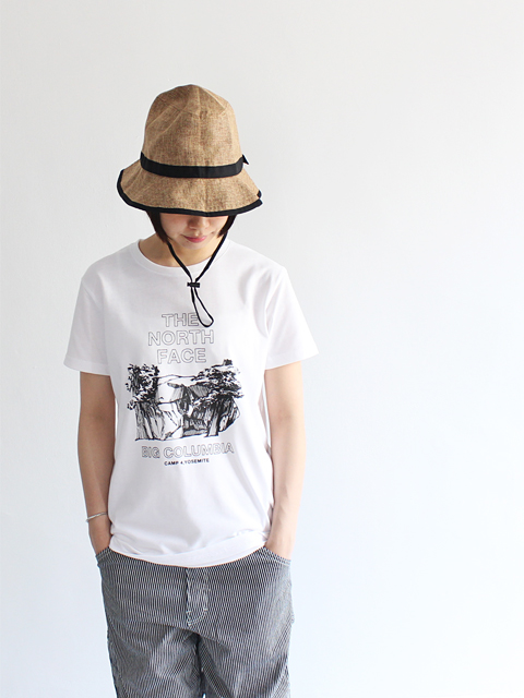 THE NORTH FACE (ザ ノースフェイス) S/S View Point Tee (イラストTee)