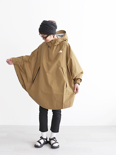 THE NORTH FACE (ザ ノースフェイス) Acces Poncho(防水ポンチョ)