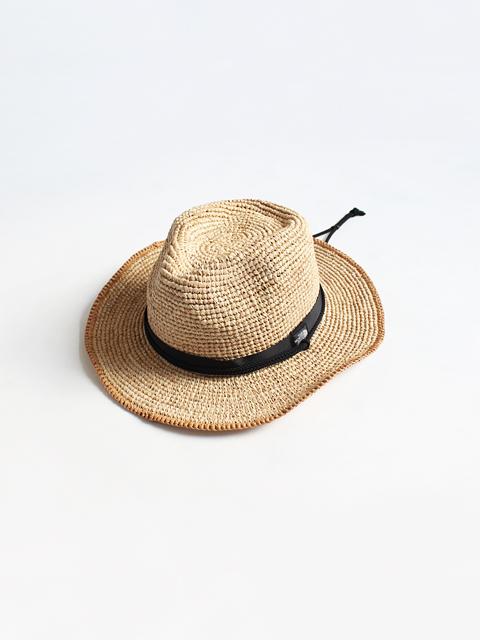 THE NORTH FACE (ザ ノースフェイス) Raffia Hat (ラフィアハット)