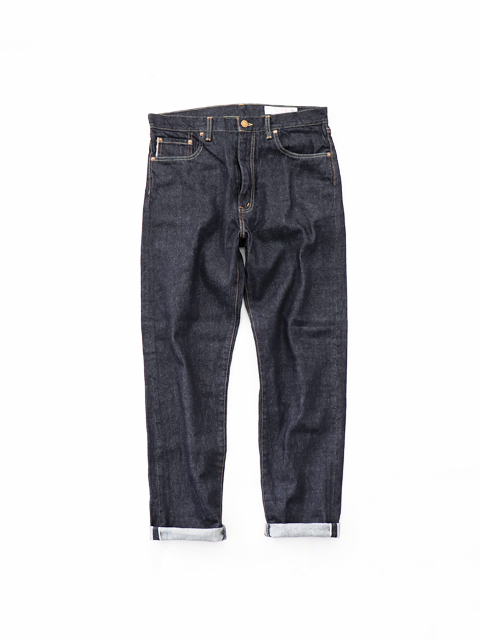 Americana (アメリカーナ) テーパード5Pジーンズ - One Wash