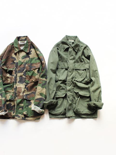 ROTHCO (ロスコ) BDUシャツジャケット