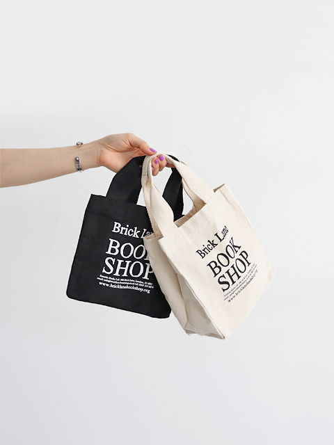 Brick Line Bookshop (ブリックレーン ブックショップ) ミニトート