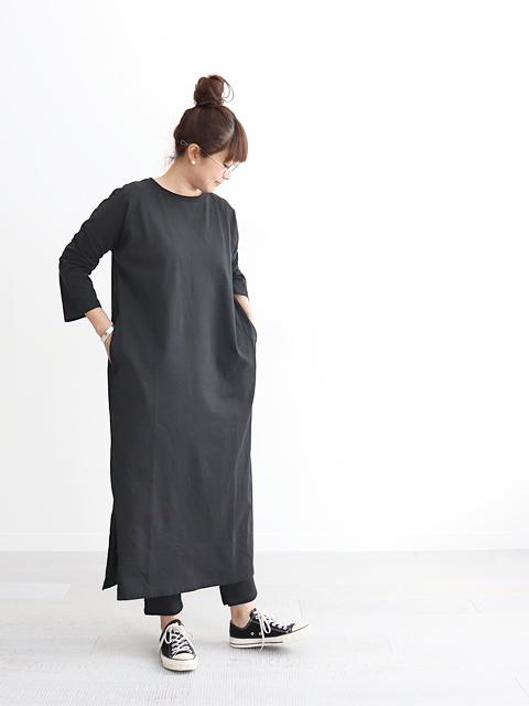 THE NORTH FACE PURPLE LABEL (ザ ノースフェィス パープルレーベル) 5.5oz Crew Neck Dress (Tシャツワンピース)