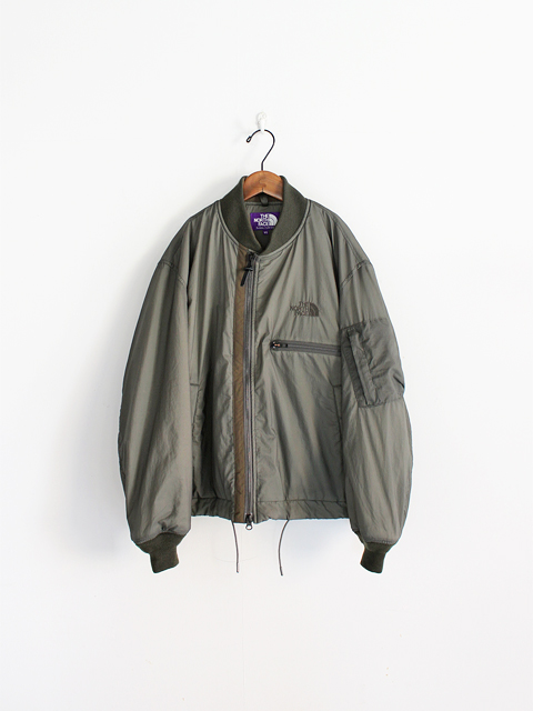 THE NORTH FACE PURPLE LABEL (ザ ノースフェィス パープルレーベル) Insulated Field Jacket