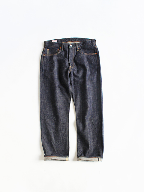 ≪Special Order≫ A VONTADE (ア ボンタージ) 5POKET JEANS - Indigo