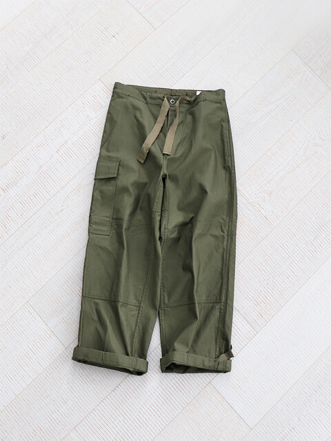 (DEAD STOCK) Belgium Army M-88 Field Pants