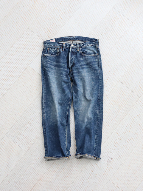 ≪Special Order≫ A VONTADE (ア ボンタージ) 5Pocket Jeans - VINTAGE WASHED (ビンテージウォッシュ)