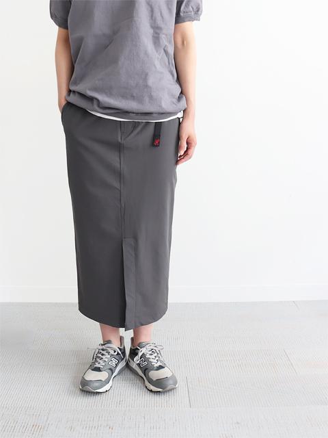 GRAMICCI (グラミチ) 4WAY TIGHT SKIRT (ストレッチタイトスカート)