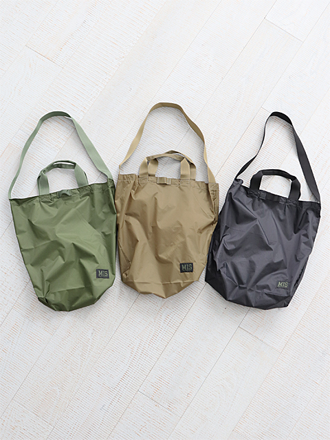 【40%OFF】 MIS(エムアイエス) CARRY BAG RIP STOP - 2wayバッグ