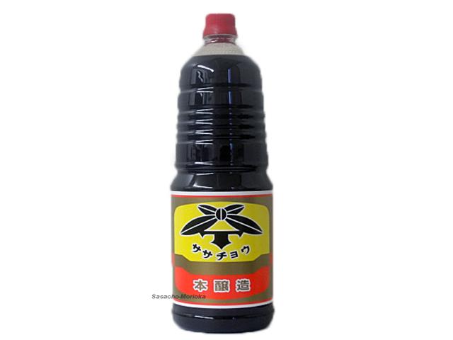 本醸造醤油1.8L