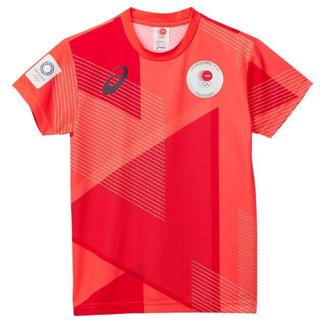東京2020 TシャツKids(JOCエンブレム)