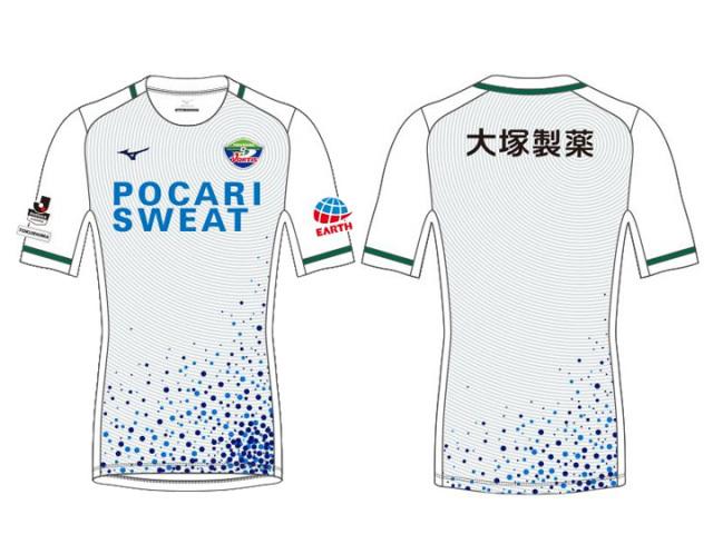 【予約受付中】2018シーズン 徳島ヴォルティスオーセンティックモデル2ndゲームシャツ