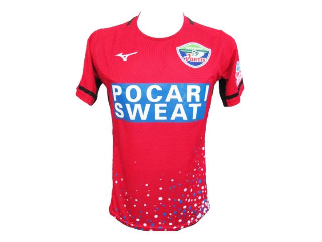 2018シーズン 徳島ヴォルティスオーセンティックモデル2ndGKゲームシャツ