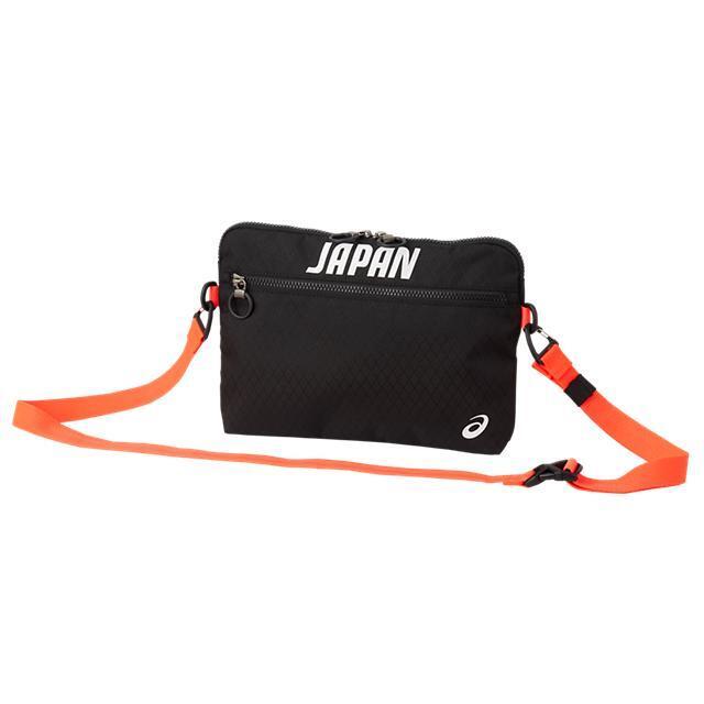 アシックス Sub Bag(JOC EMBLEM) JOC公式ライセンス商品 3033A933-001