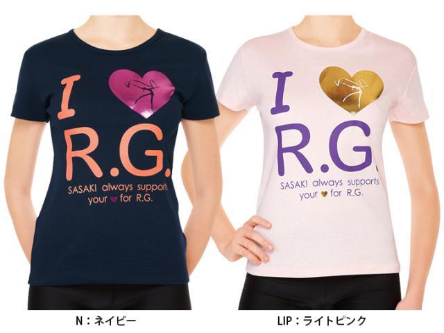 【新体操】ササキ レディースTシャツ 538