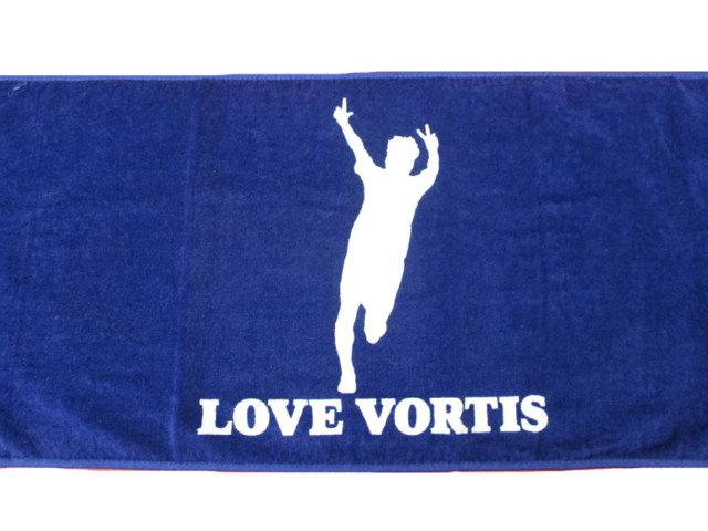 徳島ヴォルティス LOVE VORTIS (LV)タオル