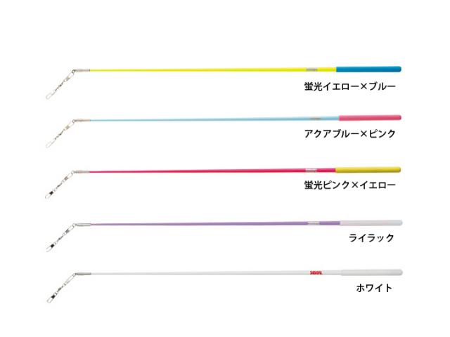 【新体操】ササキ ジュニアグラススティック MJ82