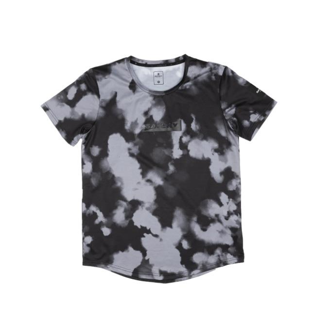 SAYSKY ランニングTシャツ Cumulus Combat Tee GRMSS03