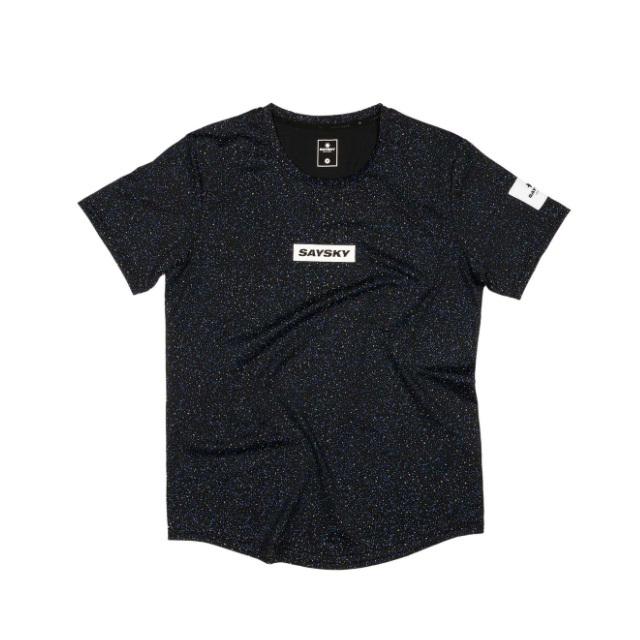 SAYSKY ランニングTシャツ Universe Combat Tee GMRSS06
