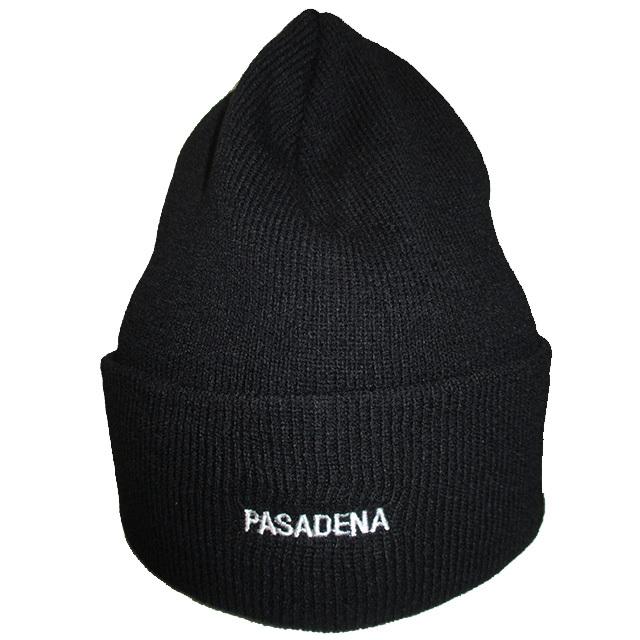 PASADENA ニットキャプ 202PADN-HT01