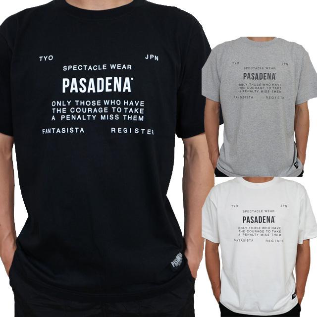 PASADENA LOGO TEE 半袖 Tシャツ