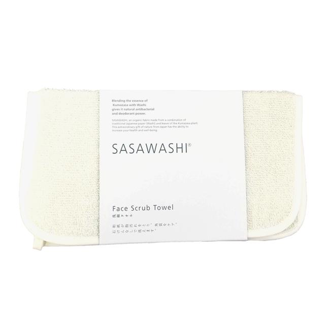 SASAWASHI 洗顔タオル
