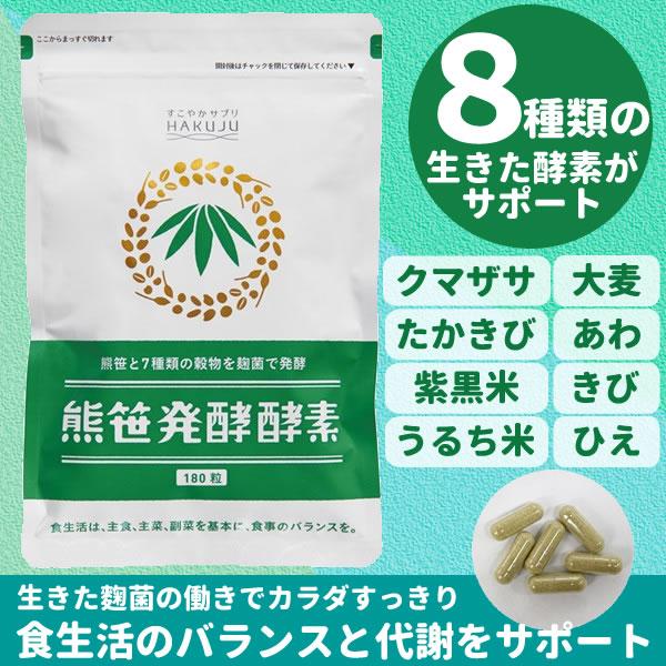熊笹発酵酵素