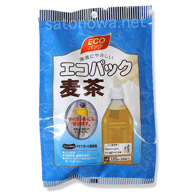 エコパック麦茶24袋(水出し・ペットボトル用)