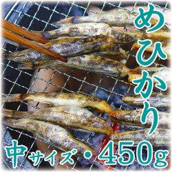 メヒカリ(目光)の干物・中サイズ・450g
