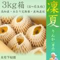 凜夏(りんか)梨(なし)・秀品・3kg