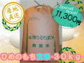 ひめのもち 玄米30kg (平成29年産)