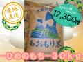 ひめのもち 精米30kg (平成29年産)