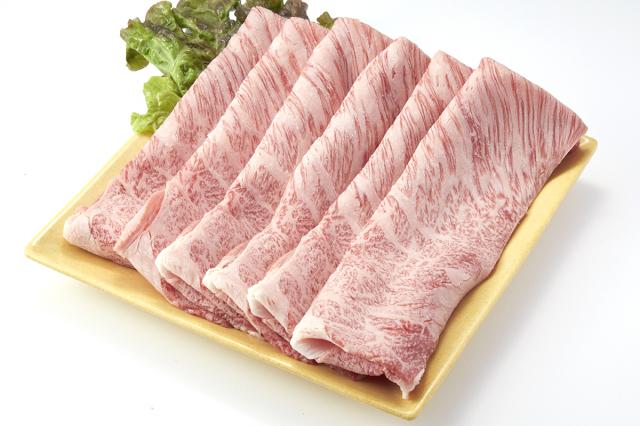 特選すき焼きしゃぶしゃぶ (カタロース) 約500g (2~3人前)
