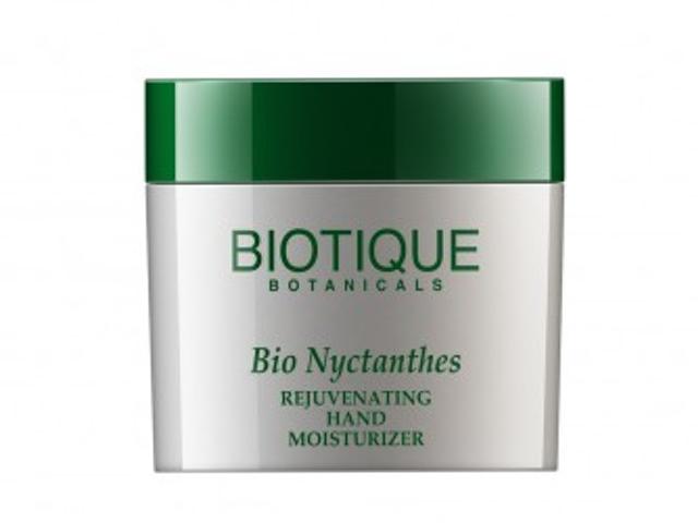 バイオティーク ハンドクリーム ニクタンセス 50g [Biotique Nyctanthes]