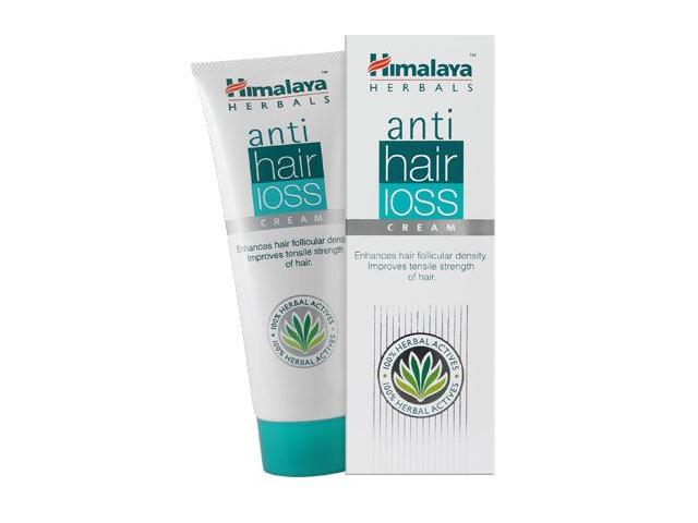 ヒマラヤ 育毛クリーム アンチ ヘアロス クリーム 100ml [Himalaya Anti Hair Loss Cream]