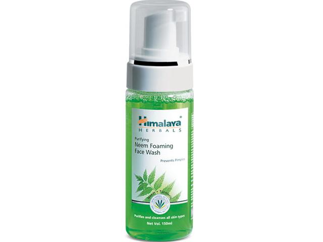 purifying-neem-foaming-face-wash, ヒマラヤ ニーム洗顔フォーム 150ml
