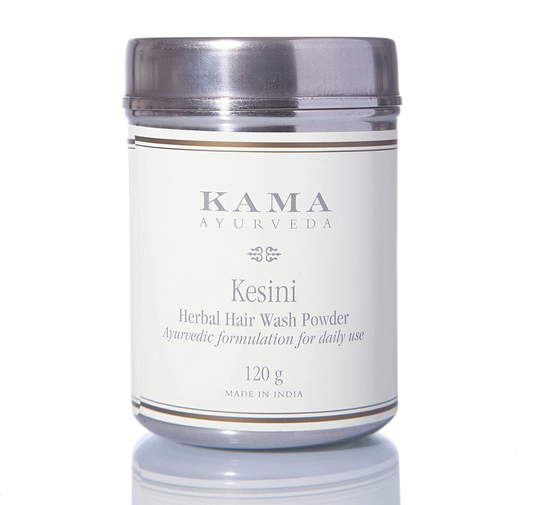 カーマ・アーユルヴェーダ ケシニ ハーバル洗髪パウダー 120g [Kama Ayurveda kesini ayurvedic herbal hair wash powder]
