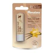 ヒマラヤ ハーバルズ ナチュラル ソフト ヴァニラ リップスティック 10g [Himalaya Natural Soft Vanilla Lip Care]