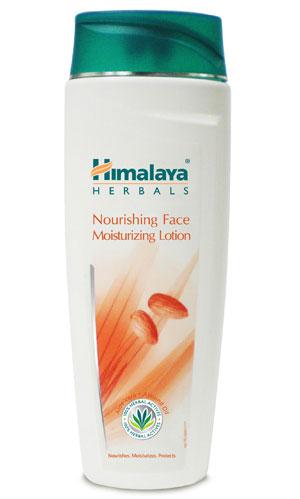 ヒマラヤ モイスチャライジング (保湿) ローション 200ml(100ml × 2) [Himalaya Nourishing Face Moisturizing Lotion]