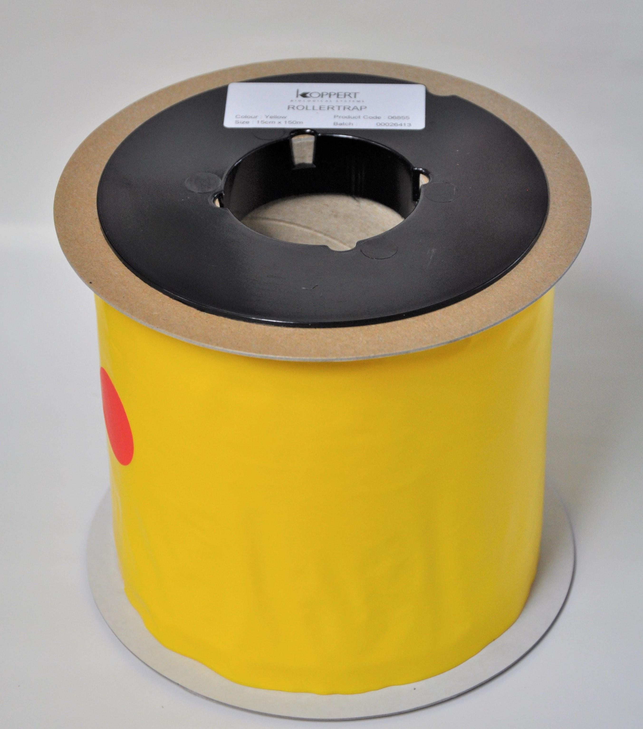 ホリバーロール(イエロー)15cm×150m
