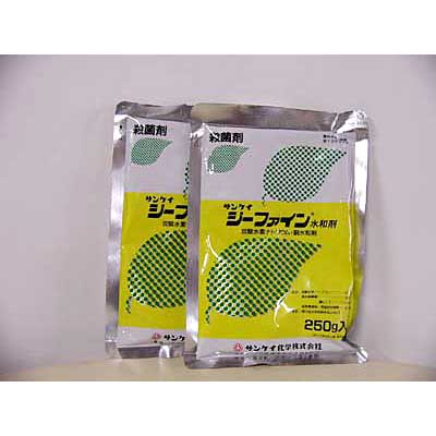 殺菌剤「ジーファイン水和剤」250g