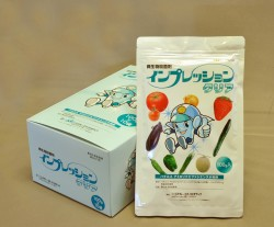 汚れが少なく効果が高い微生物殺菌剤「インプレッションクリア 100gX10袋入箱」