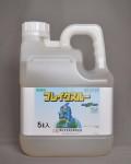 散布液を瞬時に広げるスーパースプレッディング効果。シリコーン系展着剤「ブレイクスルー」大容量 5L