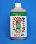 ビール酵母細胞壁《βグルカン配合》液状複合肥料「ぐんぐん伸びる根 1kg」