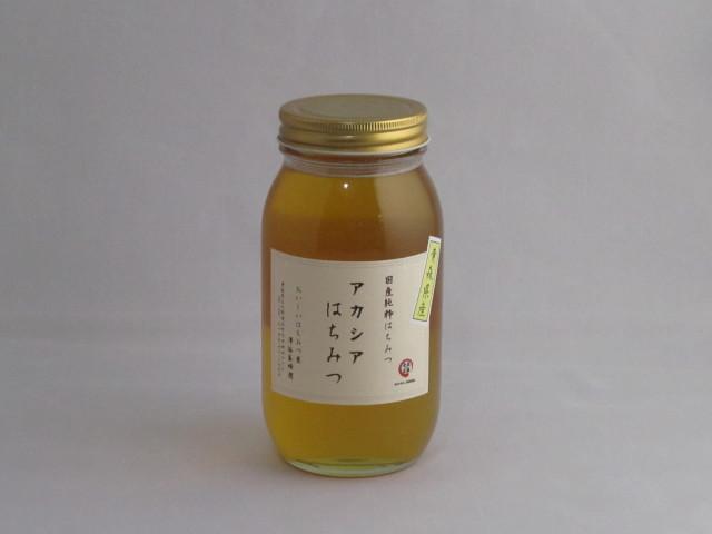 澤谷養蜂園 アカシア蜂蜜1000g