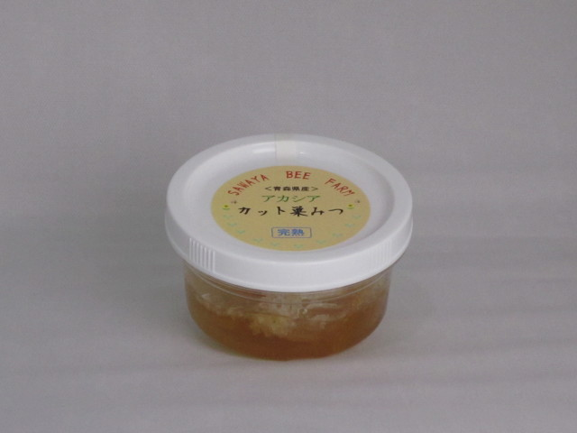 澤谷養蜂園 アカシアカット巣みつ
