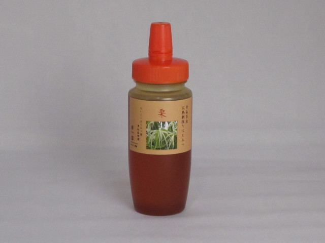 澤谷養蜂園 栗はちみつ230g