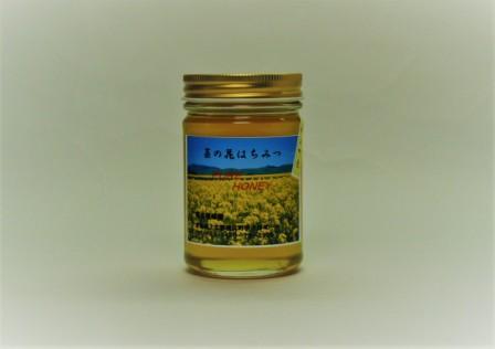 菜の花はちみつ180g