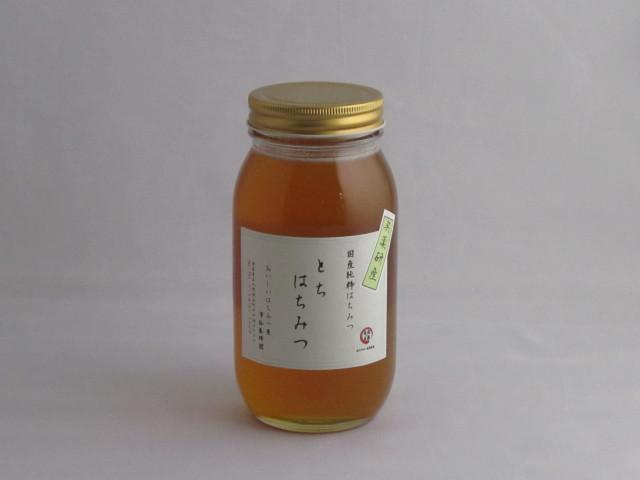 澤谷養蜂園 とち蜂蜜1000g