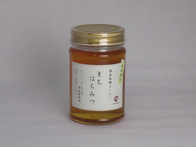 澤谷養蜂園 とち蜂蜜180g